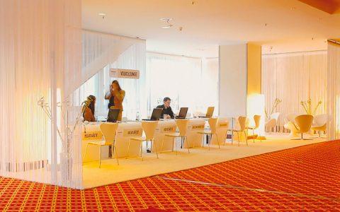 Lounge Fadenvorhang - A. Kottenhahn Technische Textilien e. K.